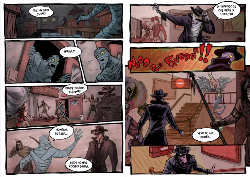 Detective Misterio ( paginas dobles modo lectura) 7