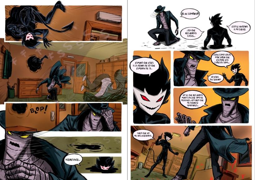 Detective Misterio ( paginas dobles modo lectura) 10