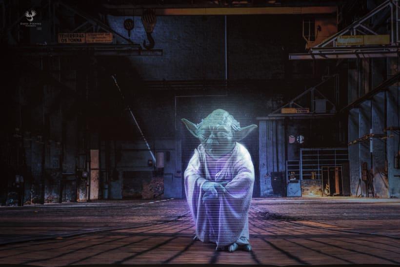 A Star Wars Story | Yoda. 0