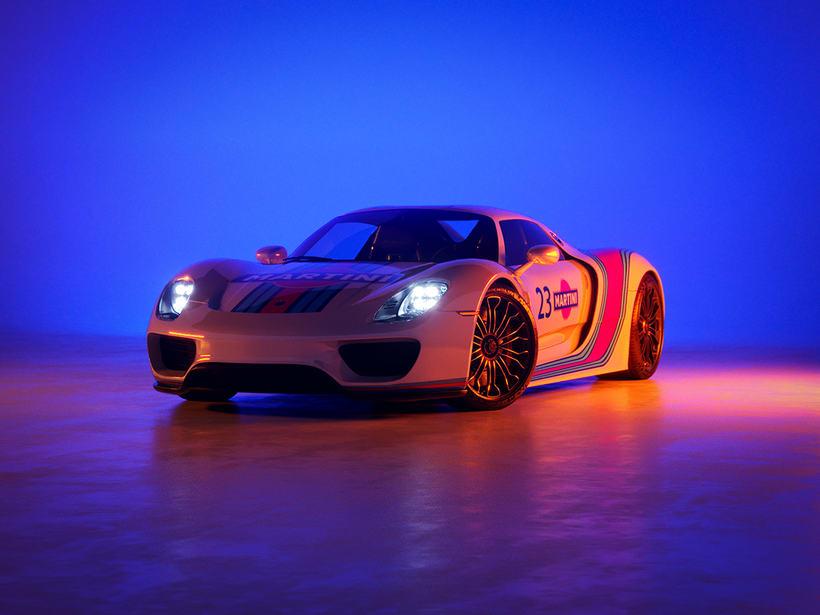 Porsche 918 Spider | CGI 0