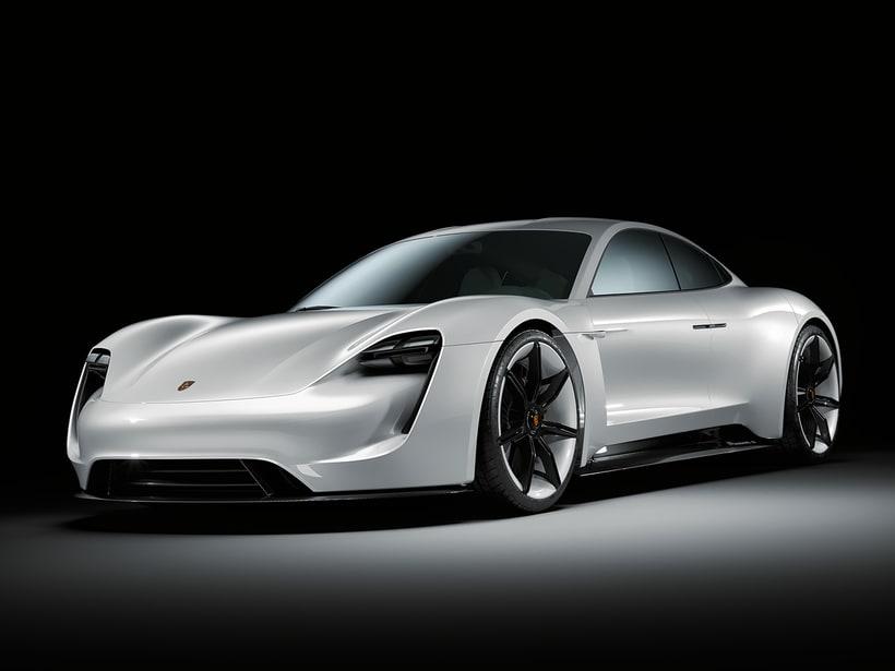 Porsche  Mission E Concept | CGI 0