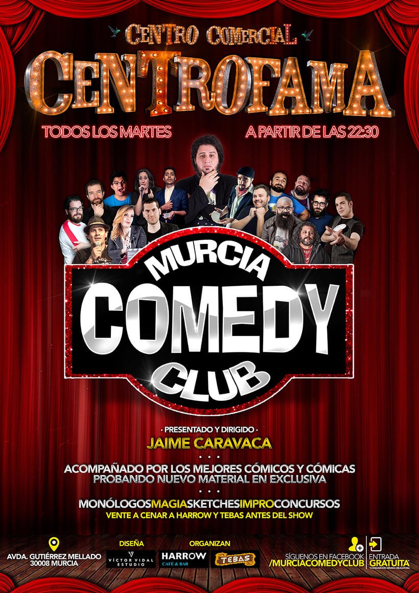 Murcia Comedy Club -1