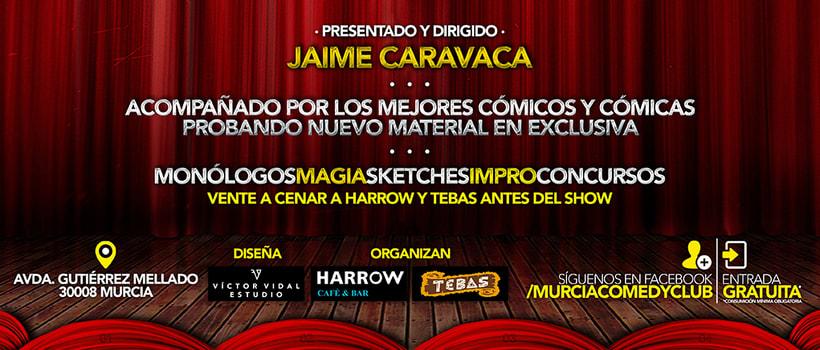 Murcia Comedy Club 2