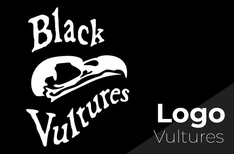 Logo Black Vultures -1