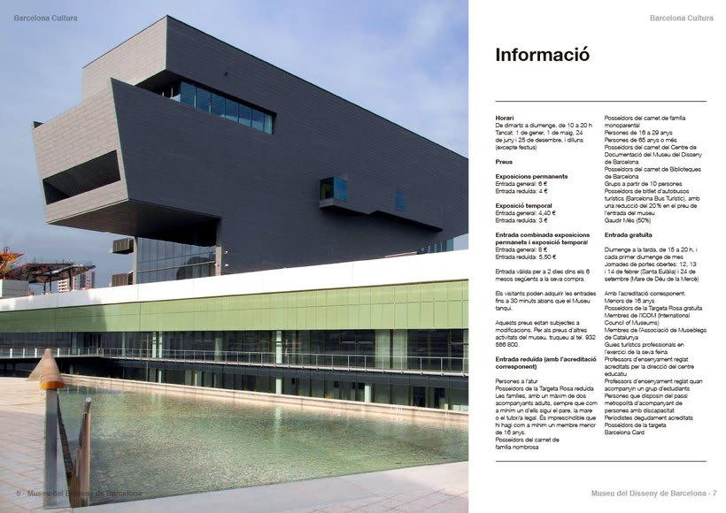 Museo del Diseño de Barcelona 4