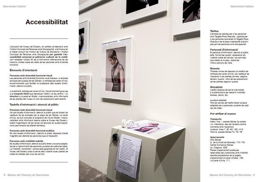Museo del Diseño de Barcelona 5
