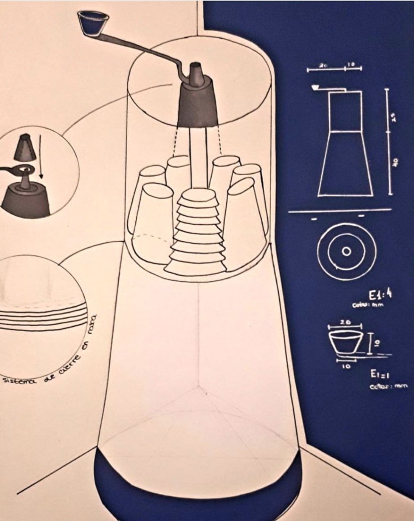Diseño de producto:Molinillo 0