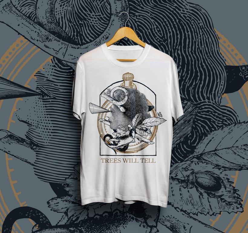 Camisetas I T-Shirts 0