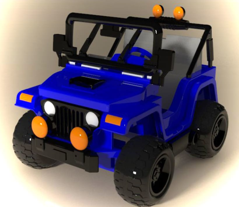 Jeep Fisher Price 0