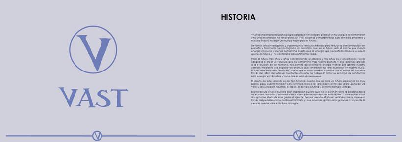 VAST  catálogo 1