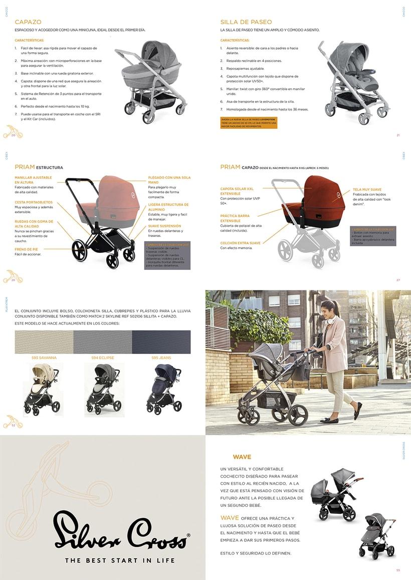 Manual Cochecitos bebé (muestra) 0