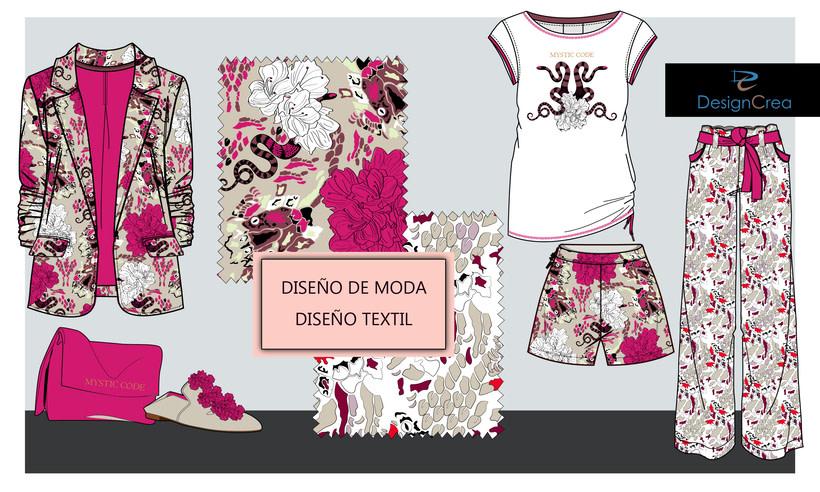 Diseño Textil 0
