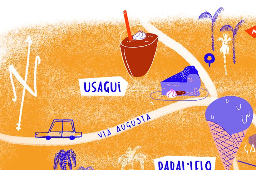 Mapa de Barcelona 2
