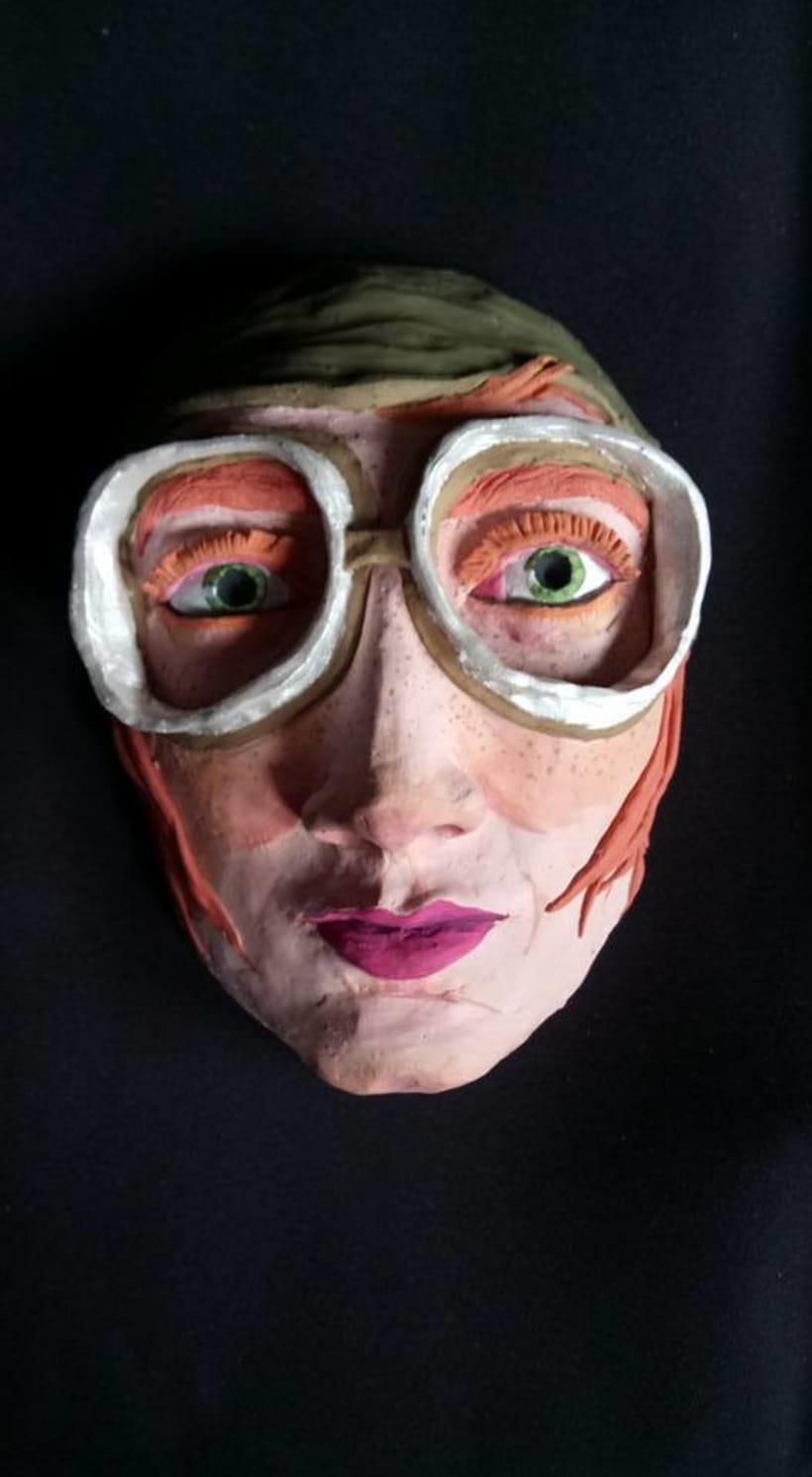 Máscaras II 0