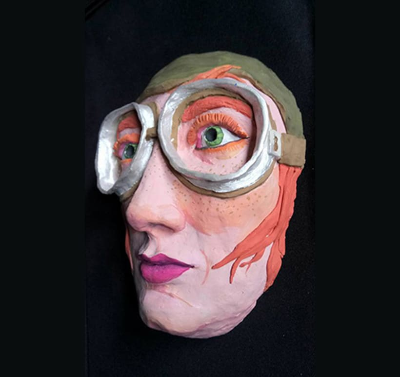 Máscaras II 1