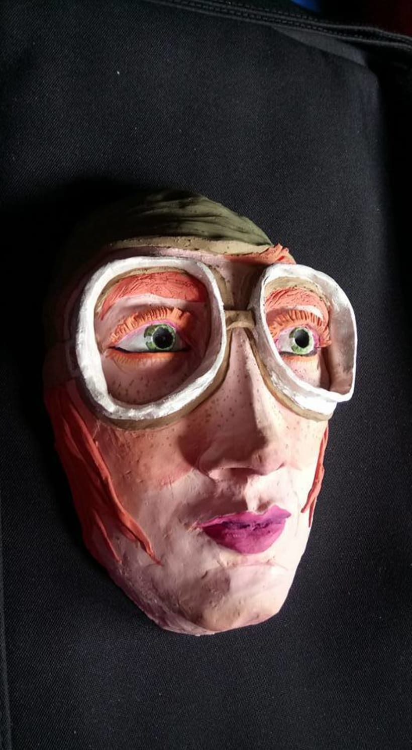 Máscaras II 2