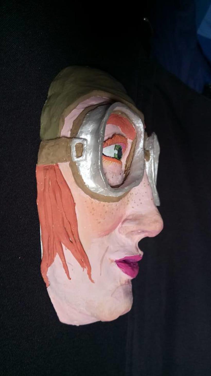 Máscaras II 3