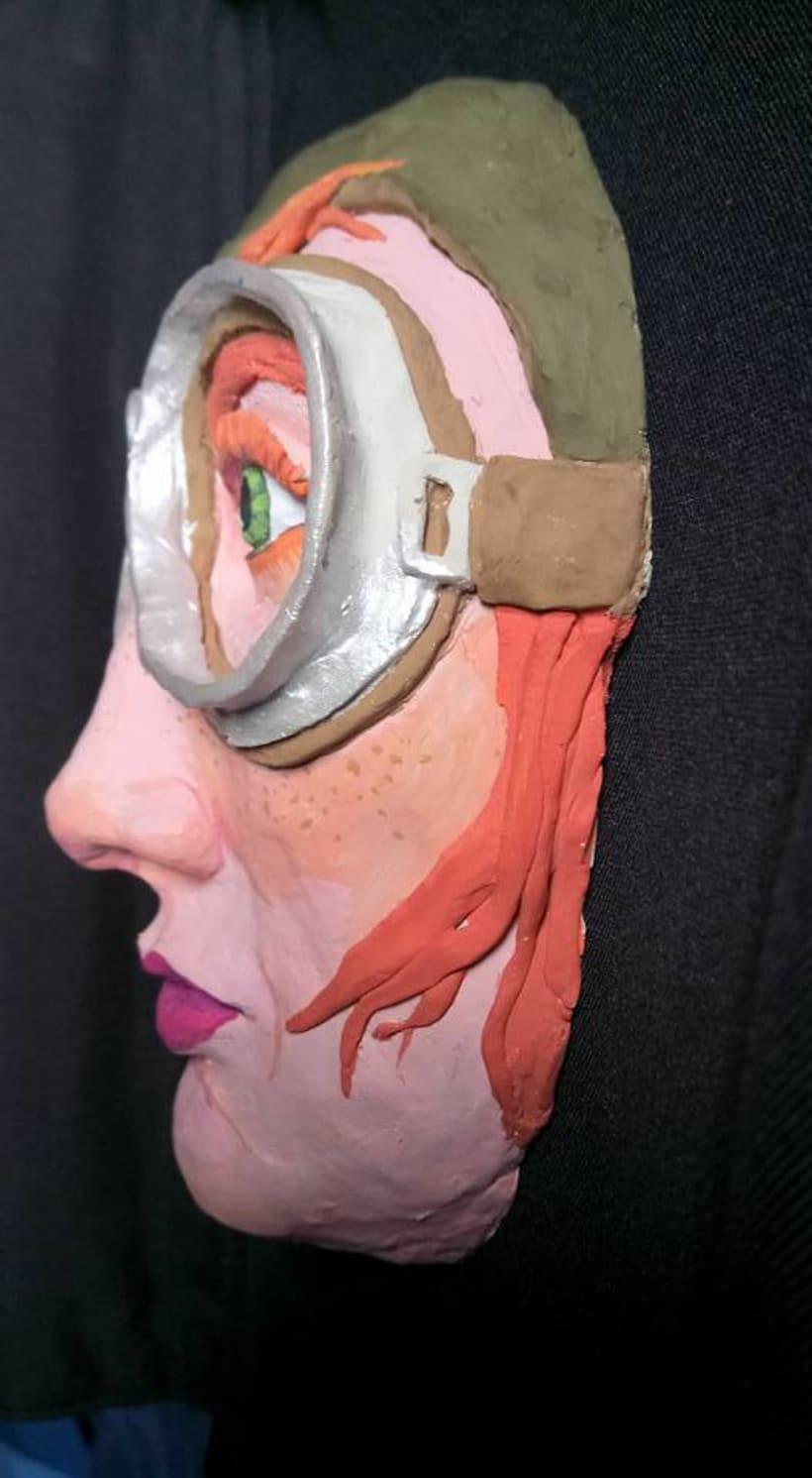 Máscaras II 4