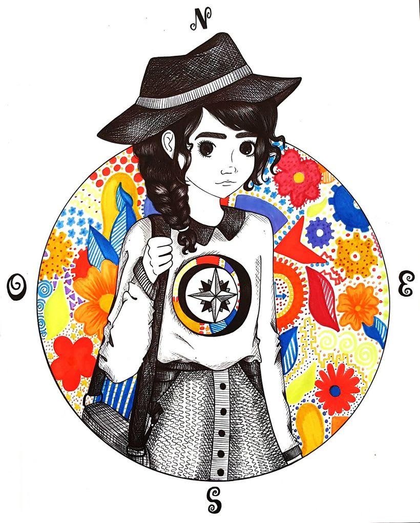 Encargo de ilustración para logotipo 1