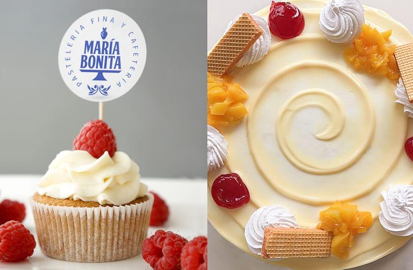 Logotipo para pastelería tradicional 6