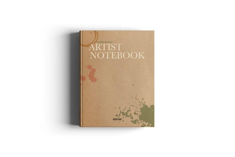Artist Notebook -1
