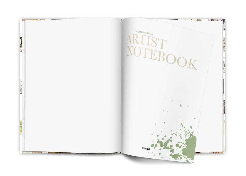 Artist Notebook 0