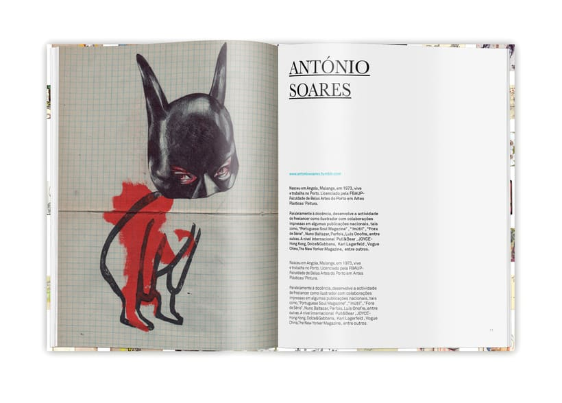 Artist Notebook 1