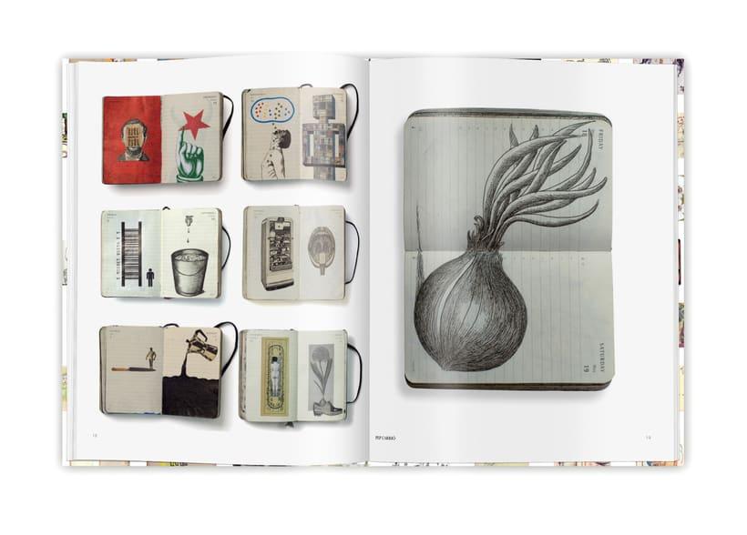 Artist Notebook 3