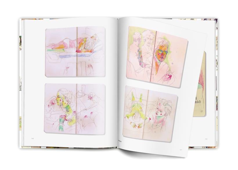 Artist Notebook 7