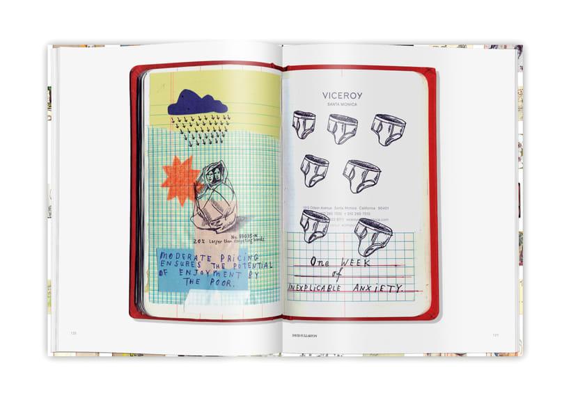 Artist Notebook 8