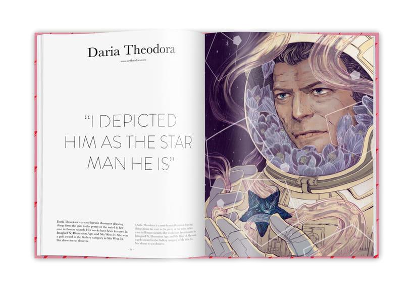 David Bowie tribute 7