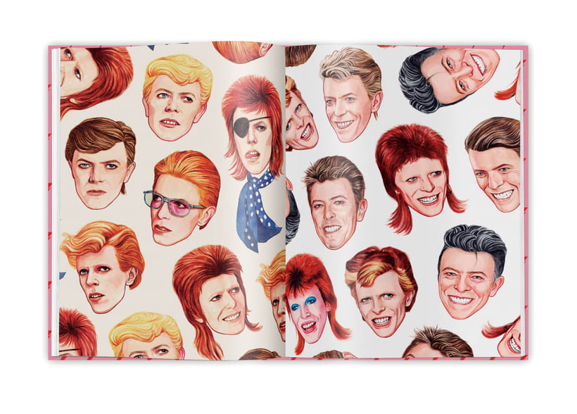 David Bowie tribute 8