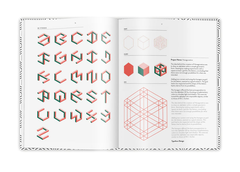 Geometric trend 2