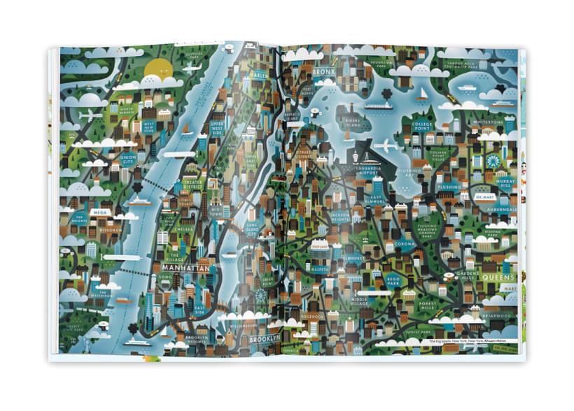Illustrated maps 3