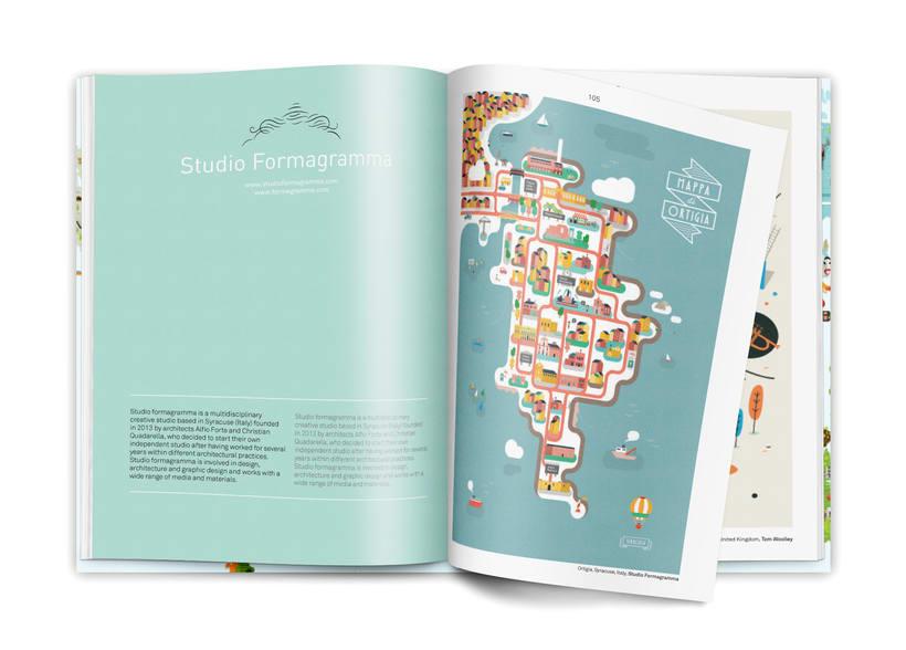 Illustrated maps 6