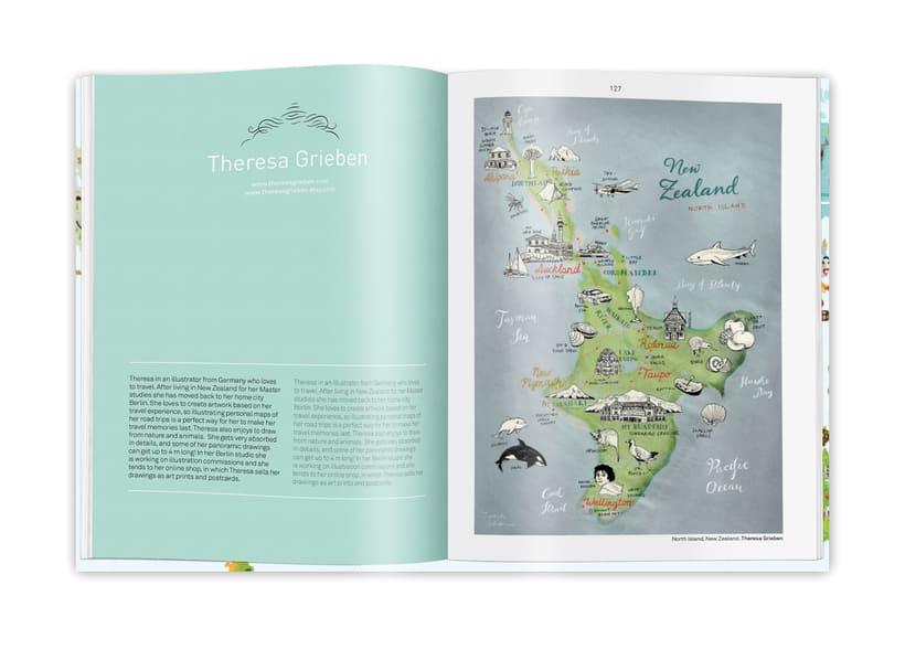 Illustrated maps 9