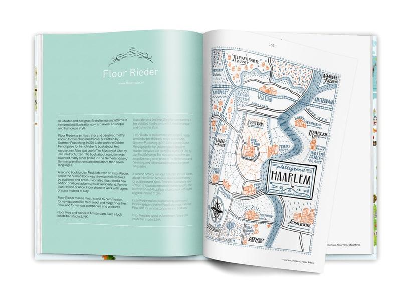 Illustrated maps 10