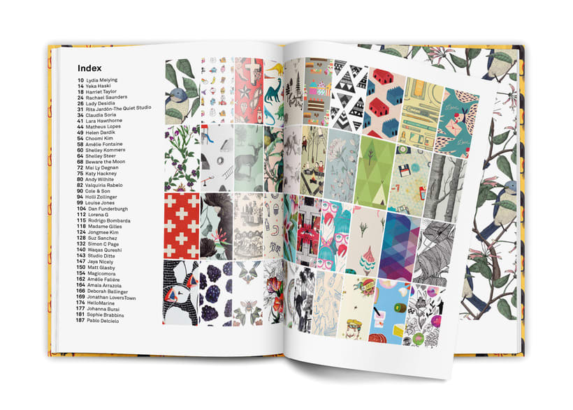 The pattern book 0