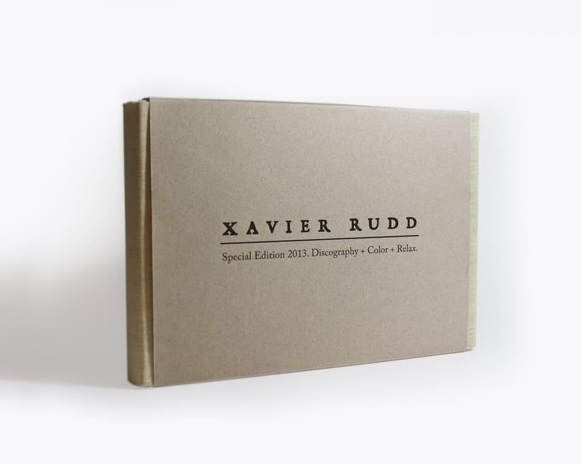 Xavier Rudd \ Diseño editorial & ilustración -1