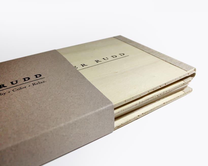 Xavier Rudd \ Diseño editorial & ilustración 0