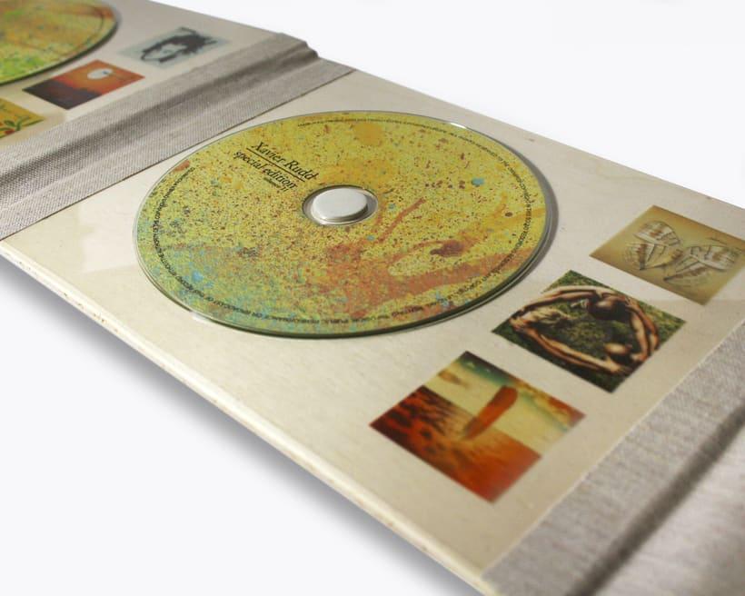 Xavier Rudd \ Diseño editorial & ilustración 3