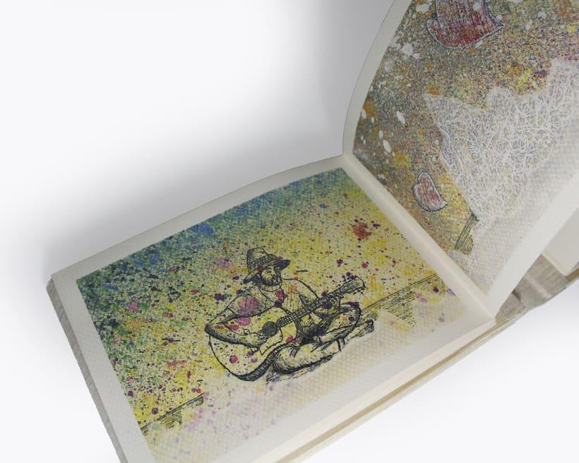 Xavier Rudd \ Diseño editorial & ilustración 5