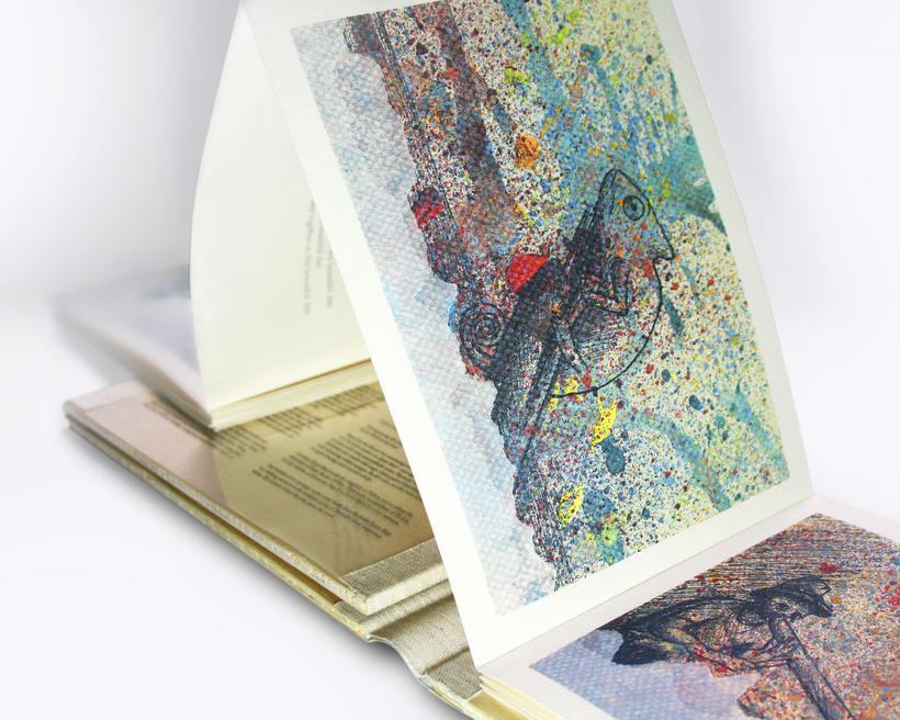 Xavier Rudd \ Diseño editorial & ilustración 7