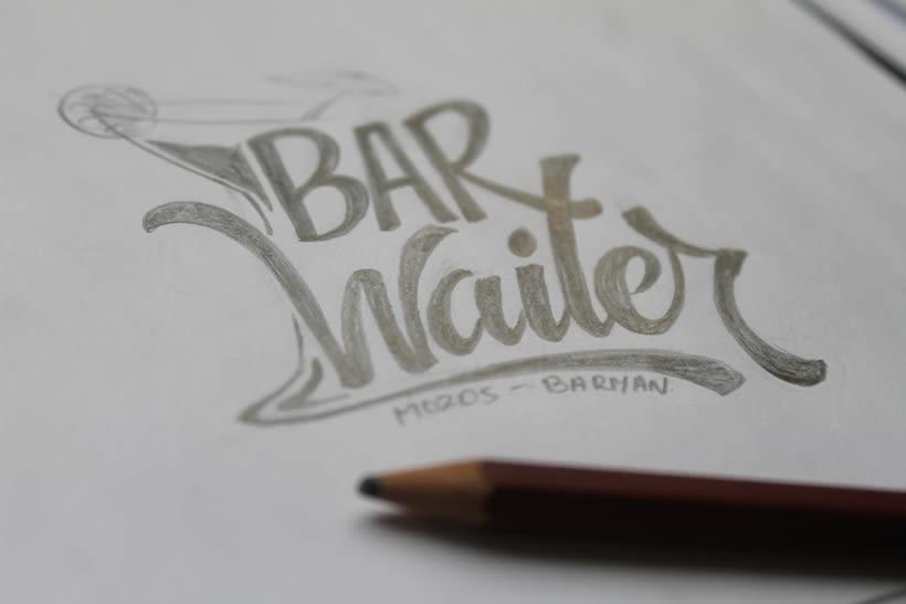BARWAITER (Mozos - Barman) 0