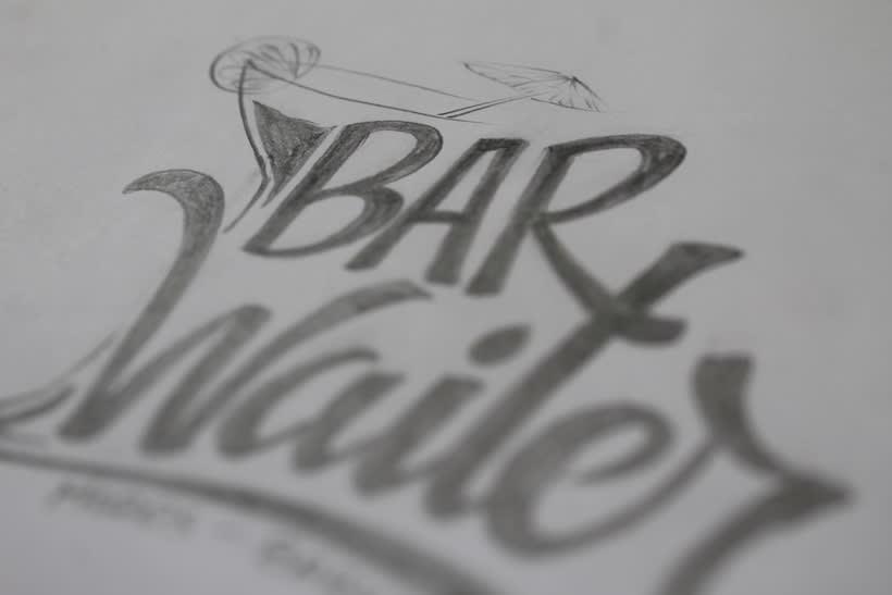 BARWAITER (Mozos - Barman) 2