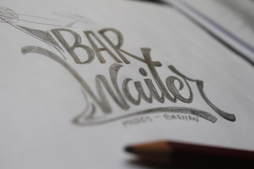 BARWAITER (Mozos - Barman) 3