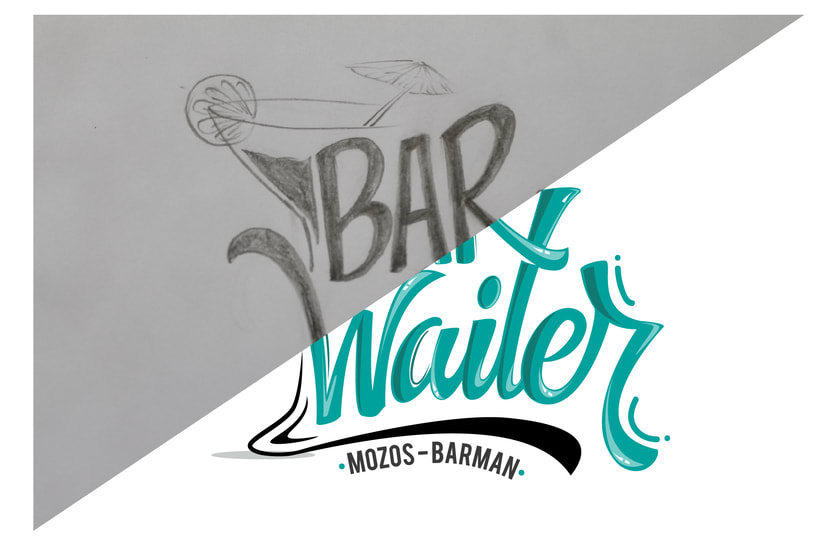 BARWAITER (Mozos - Barman) 4