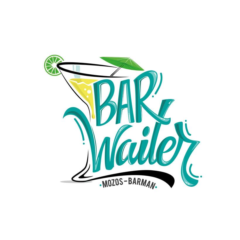 BARWAITER (Mozos - Barman) 6
