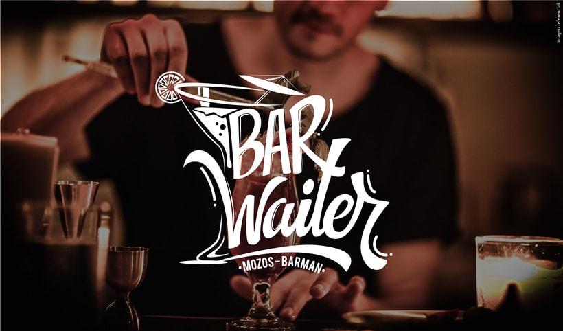 BARWAITER (Mozos - Barman) 7