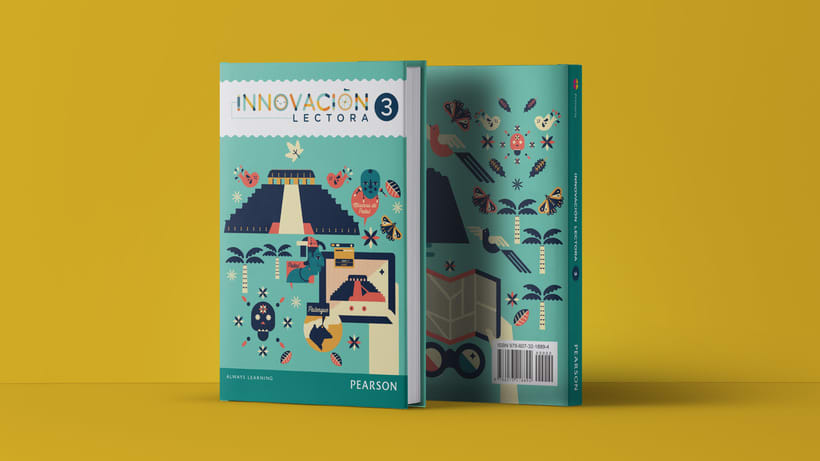 Innovación Lectora Secundaria 8
